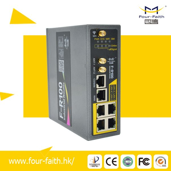 New arrival F-R100 long range hotspot 3g industrialrouter,wifi router with external antenna