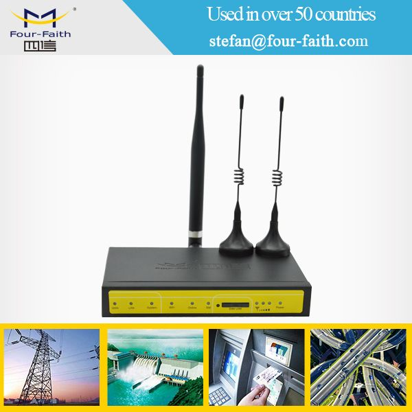 industrial cellular wireless wifi openvpn 4g lte router