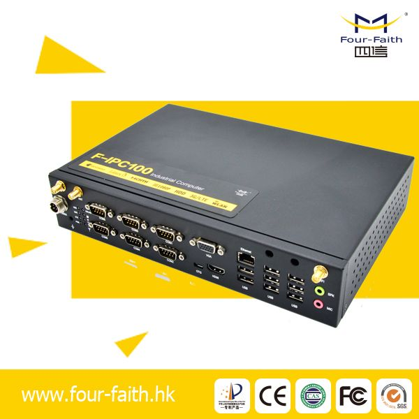Four-Faith IPC-110 Android Industrial Personal Computer